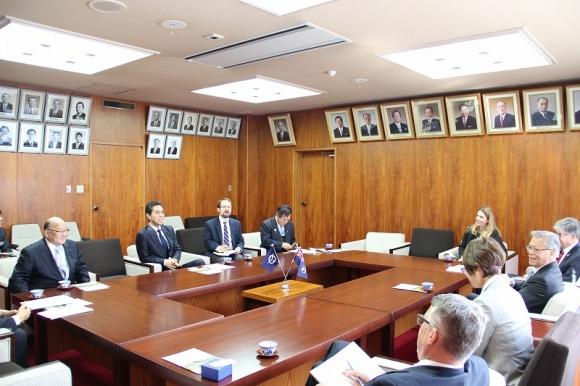 H31.03.05_南オーストラリア州総督の表敬訪問②